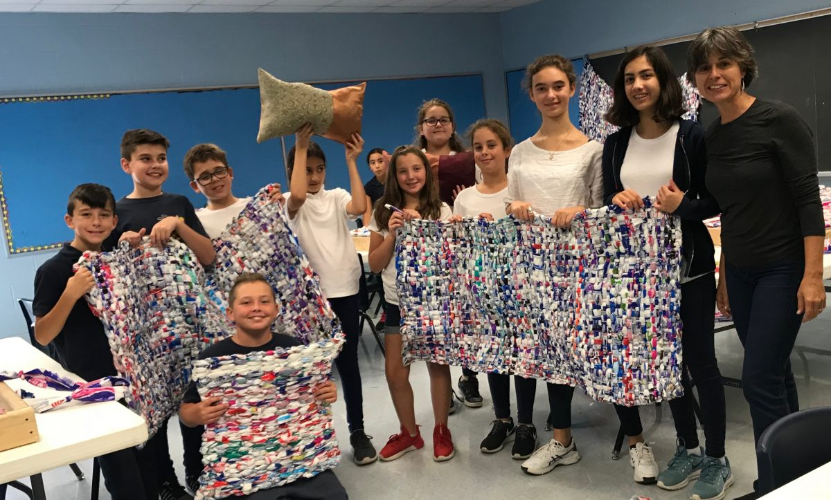 Congratulations to St. David's Milk Bag Team!