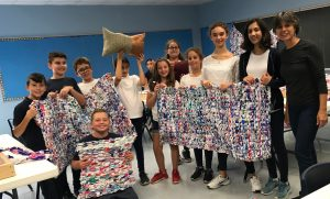Congratulations to St. David's Milk Bag Team!