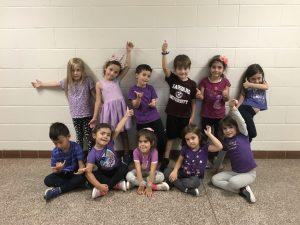 Purple Day at St. David